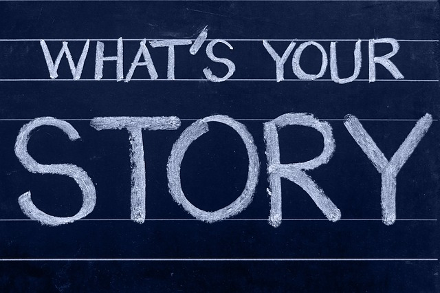 разказване на история