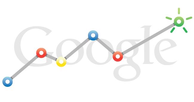 напред в Google