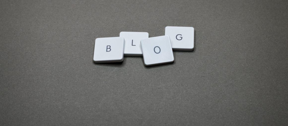 Авторско да е блог съдържанието
